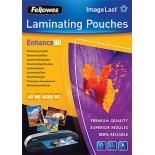 расходные материалы Плёнка Fellowes для ламинирования глянцевая А3 80мкм