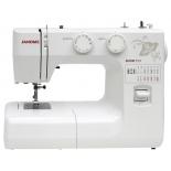 швейная машина Janome Juno 513, белая/цветы