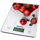 кухонные весы Marta MT-1634 яблоневый сад