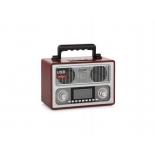 Радиоприемник Сигнал БЗРП РП-311, коричневый