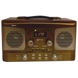 Радиоприемник Сигнал БЗРП РП-323, коричневый
