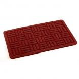 коврик для прихожей Beaulieu Primavera Print К-26 красный