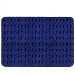 коврик для прихожей Beaulieu King Size К-10 синий