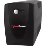 источник бесперебойного питания CyberPower VALUE500EI-B black 500VA/240W