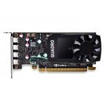 видеокарта профессиональная PNY Quadro P600 PCI-E 3.0 2048Mb 128 bit HDCP, VCQP600DVI-PB