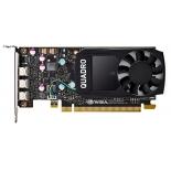 видеокарта профессиональная PNY Quadro P400 PCI-E 3.0 2048Mb 64 bit HDCP, VCQP400-PB