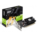 видеокарта GeForce MSI GeForce GT 1030 1265Mhz PCI-E 3.0 2048Mb 6008Mhz 64 bit HDMI HDCP LP OC [GT 1030 2G LP OC]