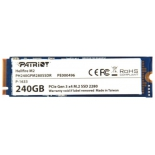 жесткий диск SSD Patriot HellFire PH240GPM280SSDR 240 Gb, M.2 2280