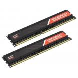 модуль памяти AMD R738G1869U1K (DDR3 DIMM 2x4 Gb, 1866 MHz)