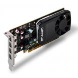 видеокарта профессиональная PNY Quadro P600 PCI-E 3.0 2048Mb 128 bit HDCP, VCQP600BLK-1