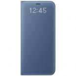 чехол для смартфона Samsung для Galaxy S8 LED View Cover (EF-NG950PLEGRU) голубой