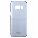 чехол для смартфона Samsung для Galaxy S8 Clear Cover (EF-QG950CLEGRU) голубой