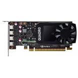 видеокарта профессиональная PNY Quadro P1000 PCI-E 3.0 4096Mb 128 bit HDCP (VCQP1000DVI-PB)