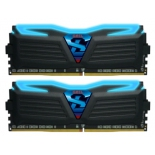 модуль памяти Geil GLB432GB2133C15DC (DDR4 32 Gb, 2133 MHz, 2x16 Gb, Black/Blue)