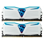 модуль памяти Geil GLWB432GB2133C15DC (DDR4 32 Gb, 2x16 Gb, White/Blue Light)