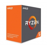 процессор AMD Ryzen 5 1400 (AM4, L3 8192Kb, Retail)