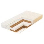 матрас для детской кроватки Plitex Eco Lux 60x120 (ЭКЛ-01)