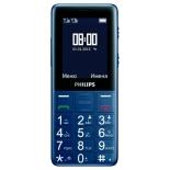сотовый телефон PHILIPS Xenium E311, синий
