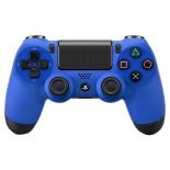 контроллер Sony Dualshock 4 v2 для PlayStation 4 (CUH-ZCT2E), синий