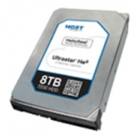 жесткий диск HGST HUH728080AL5204 (8000 Gb, 128Mb, 3.5'', SAS, 7200rpm, 0F23657)