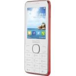 сотовый телефон ALCATEL OneTouch 2007D  белый/красный