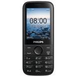 сотовый телефон PHILIPS E160  черный