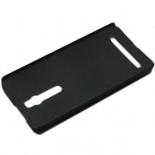 чехол для смартфона Накладка для Asus ZenFone 2 (ZE551ML/ZE550ML) Skinbox. Серия 4People. Защитная пленка в комплекте. (черный)