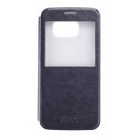 чехол для смартфона Skinbox Lux AW Samsung Galaxy S6, Black