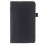 чехол для планшета Skinbox standard для Samsung Galaxy Tab4 T330, 8'' (экокожа), чёрный