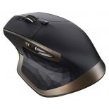 мышка Logitech MX Master, беспроводная (радиоканал или Bluetooth), черный