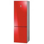 холодильник Bosch KGN36S55RU, красный