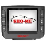 автомобильный видеорегистратор Sho-Me Combo Wombat (с радар-детектором), черный