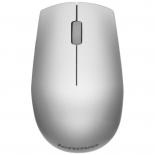 мышка Lenovo GX30H55934, серебристая