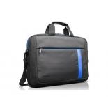 сумка для ноутбука Lenovo Toploader T2050, черно-синяя