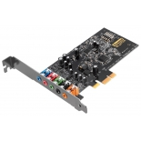 звуковая карта Creative Sound Blaster Audigy Fx (PCI-E, ASIO 2.0, EAX 5, 24 бит, 192 кГц)