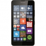 смартфон Microsoft Lumia 640 Dual Sim LTE Чёрный