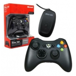 геймпад Microsoft Xbox 360 Wireless Controller for Windows (JR9-00010), чёрный
