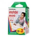 картридж для фотоаппарата моментальной печати Fujifilm Colorfilm Instax Mini Glossy 10/2PK