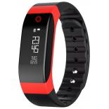 фитнес-браслет SMA Coach SCH01, красный