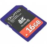 карта памяти Qumo SDHC Memory Card 16Gb Class10
