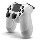 геймпад Sony DualShock 4 (CUH-ZCT1E), белый