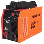Сварочный аппарат Patriot 250DC MMA, кейс [605302521]