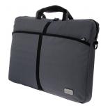 сумка для ноутбука PCP-A1317 GY (нейлон, 17''), серая