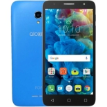 смартфон Alcatel OT5056D POP 4 UV, голубой