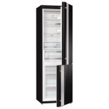 холодильник Gorenje NRK-ORA 62 E черный
