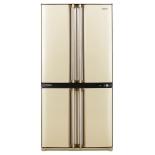холодильник многодверный Sharp SJ-F95ST-BE