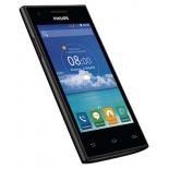 смартфон Philips S309, черный 4Gb
