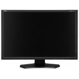 монитор NEC MultiSync P242W, Черный