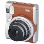 фотоаппарат моментальной печати Fujifilm Instax Mini 90, коричневый