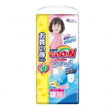 подгузник Goo.N Ultra Jumbo Pack трусики, для девочек (13-25 кг) XXL